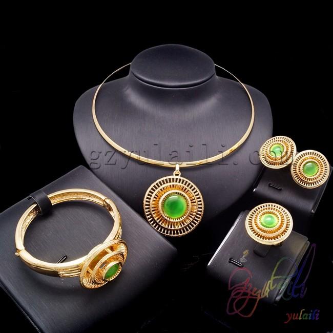 Jewelry natural Stainless steel jewerly Bezel set chains(China (Mainland))