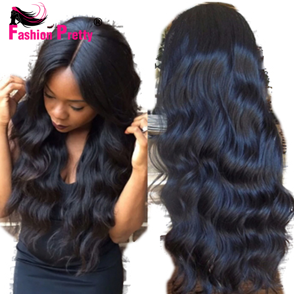4*4 Silk Top Lace Front Human Hair Wigs Body Wave Lace Front Wigs Peruvian Virgin Hair Glueless Full Lace Wigs For Black Women<br><br>Aliexpress