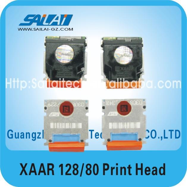 Outdoor printer xaar 128 80PL printhead machinery parts(China (Mainland))