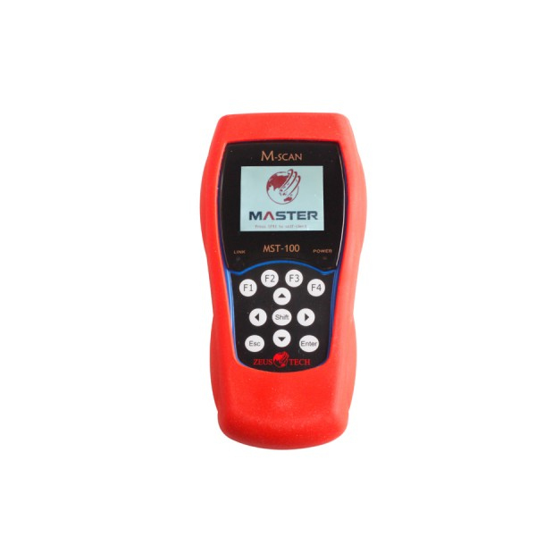 Professional Auto Scanner MST-100 Current Data Diagnostic Tools MST100 Actuation test Read Clean trouble code DHL Free Shipping(China (Mainland))