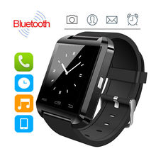 Cheapest Smart Watch Best Seller U8 Bluetooth Smart  Watch 1.48″ Color Touch Screen Pedometer Phone Call Remote Camera, etc