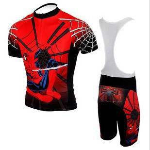 2014 new black& red bicycle sports clothing, summer Bike Riding Shirts,outdoor short Sleeve Cycling jersey, ciclismo(China (Mainland))