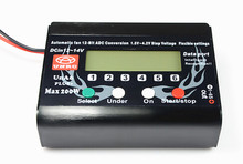 UNA6 PLUS (1S-6S) LiPo Battery Pro 8A Balance Charger Discharger for quadcopter