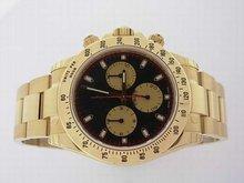Lujo para hombre cronógrafo reloj DAYTONA PAUL NEWMAN estilo DIAL DATEJUST automáticos