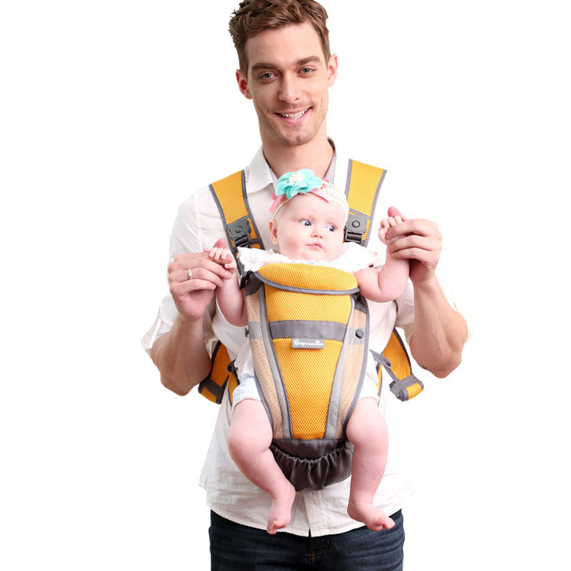 2015 popular backpack Hipseat Mochila Portabebe Baby Ring Sling Hip Seat Sling Baby Carrier Cotton tabouret Free Shipping J-27