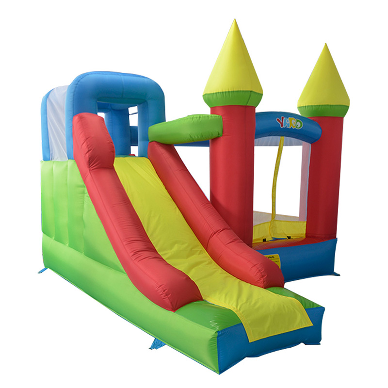 YARD Bounce House Inflatable Bouncy Castle Bouncer Slide Combo with Blower(China (Mainland))