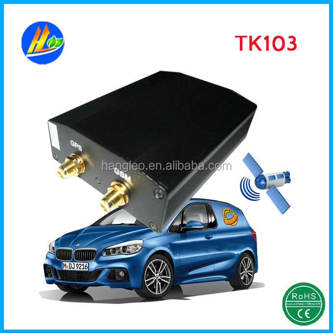 CAR gps /trucks GPS GSM bus/taxi /Vehicle gps software TK103 with ACC on/off alarm(China (Mainland))
