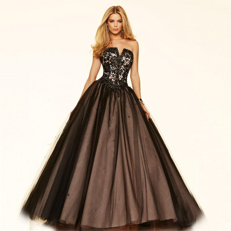 Online Get Cheap Black Ball Dress Long -Aliexpress.com | Alibaba Group