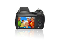 21X Optical zoom16MP CMOS 1080P FHD Ordro digital camera 5x digital zoom family outdoors travel camcorder