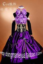 VOCALOID RUKA LUKA Luxury Cosplay Costume lolita kawaii Dress
