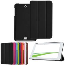 Slim PU Leather Folding Stand Case Cover For Acer Iconia One B1-770 DEC 25