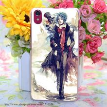 rebel gadgets Style Transparent Hard Case Cover for Lenovo S850 S850T S60 S90 A563 A328 A328T