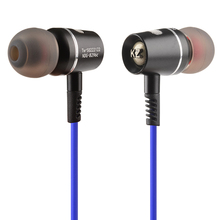 Original KZ RX High Quality 3.5mm Headphones In-ear Headset Super Bass Earphones For Samsung For iPhone For Mobile Phone(China (Mainland))