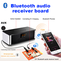 USB wireless bluetooth audio receiver board MP3 music computer subwoofer stereo mini portable active HiFi speaker