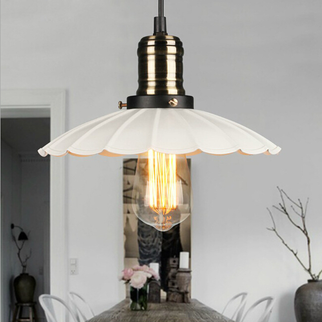 Webetop Europe Vintage Style Pendant Light Lamp