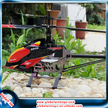 Free Shipping! New Fashion V913 4CH Gyro LED Mini RC Helicopter Metal, Wholesale