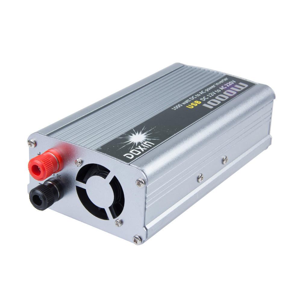 free shipping 24v 220v 1000w modified sine wave car power inverter inverter(China (Mainland))