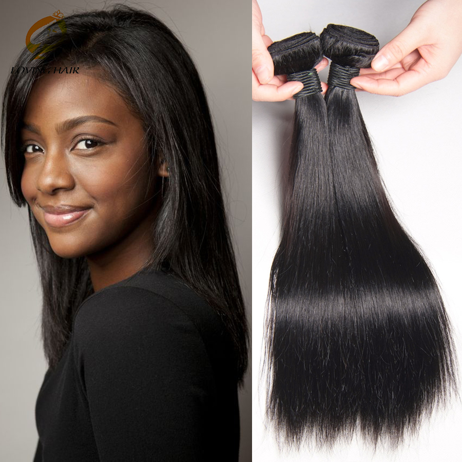 peruvian straight virgin hair 8a virgin peruvian human hair straight weave 4 bundles of peruvian straight hair extensions<br><br>Aliexpress