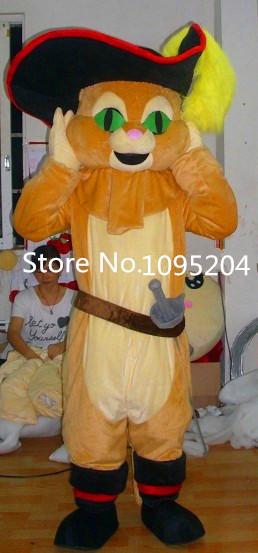 костюм кота в сапогах фото