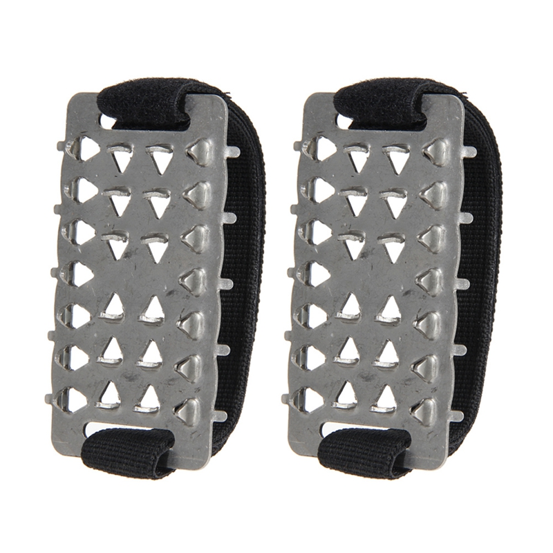 New Sport Winter Snow Anti Slip Ice Climbing Cleats 26 Spikes Grips Crampon Cleats Shoes Cover Other Ski Products(China (Mainland))