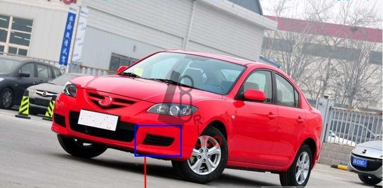 For 07-11 Mazda 3 LED Daytime Running Lights Front Fog Lamp Fog Lights M3 High Quality Hot Sale<br><br>Aliexpress