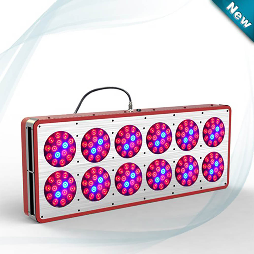 Apollo-12 540W 10Bands High Power High Efficiency Medical Flower Plants Apollo LED Grow light Panel(China (Mainland))