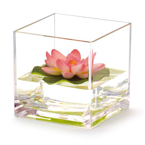 achetez en gros acrylique vases carr s en ligne des grossistes acrylique vases carr s chinois. Black Bedroom Furniture Sets. Home Design Ideas