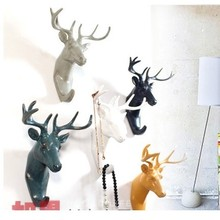 resin animal decorative wall hooks for fashion(China (Mainland))