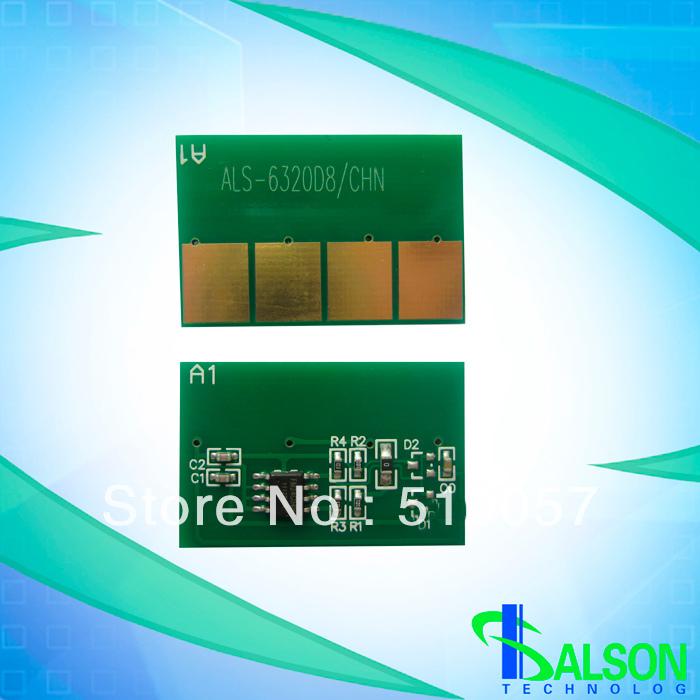 SCX6220 SCX6320 reset cartridge toner chip for Samsung SCX 6220 6320 laser printer free shipping(China (Mainland))
