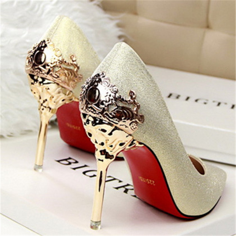 Compare Prices on Light Gold Heels- Online Shopping/Buy Low Price ...