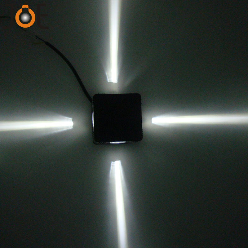 Led Decorative Wall Lamps : LED wall light Porch Modern wall lamp for home decor beam wall washer surface mounted led ...