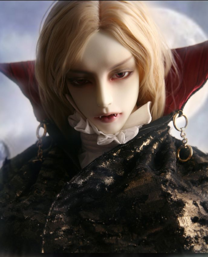 Gluino Vampire Alchemist vampire ghost edition doll / bjd / sd doll volks<br><br>Aliexpress