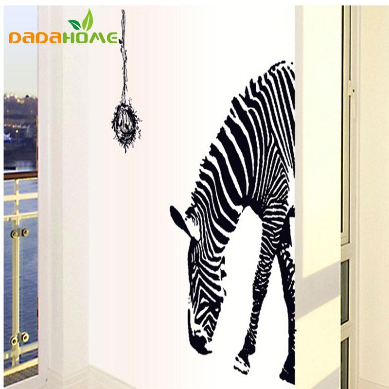 Achetez en gros t te de z bre d coration murale en ligne for Decoration murale zebre
