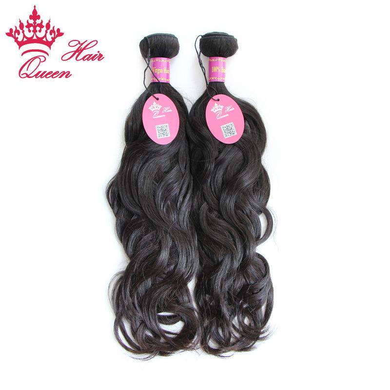 Queen Hair Brazilian Virgin Hair 2pcs/lot 100% Unprocessed Human Hair 6A Grade Cheap Brazilian Deep Wave Curly Virgin Hair