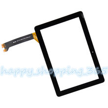 Glass Touch Panel Touch Screen Digitizer FOR Asus MeMO Pad 10 ME102 ME102A V3.0 MCF-101-0990-01-FPC-V3.0 Free shipping