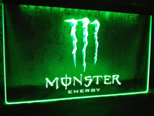 LE207- Energy Drink LED Neon Light Sign home decor crafts(China (Mainland))