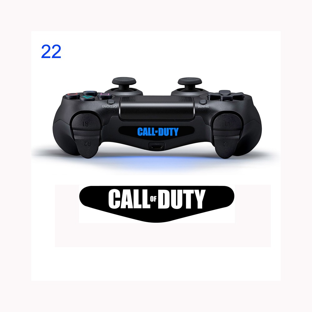 image for PS4 Controller LED Sticker PS4 Led Cover Controller LED Sticker PS4 Li