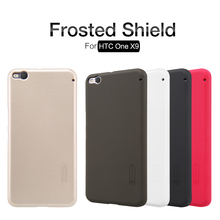 Buy Original NILLKIN Frosted shield case HTC One X9 Case+NILLKIN Screen protector HTC One X9 Phone case for $7.19 in AliExpress store