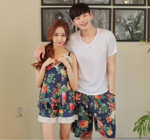 Compare Prices on Matching Pajamas for Couples- Online Shopping ...