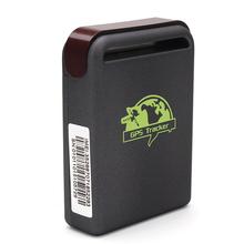 Hot 1Set GPS Tracker TK102 Mini Global Real Time GSM/GPRS/GPS Tracking Device + Battery+Manual #iCarmo(China (Mainland))