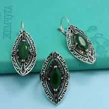 Luxury Brand Turkish Jewelry Sets Colar Tin Alloy turkishe Women Anniversary Jewelry set Fashion Indian Ring Earring Sets Joias