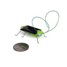 Juguete de la energía Solar Energy loco saltamontes Cricket Kit navidad juguete de regalo envío gratis(China (Mainland))