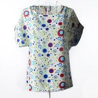 Женские блузки и Рубашки Brand new 2015 o blusa 5058