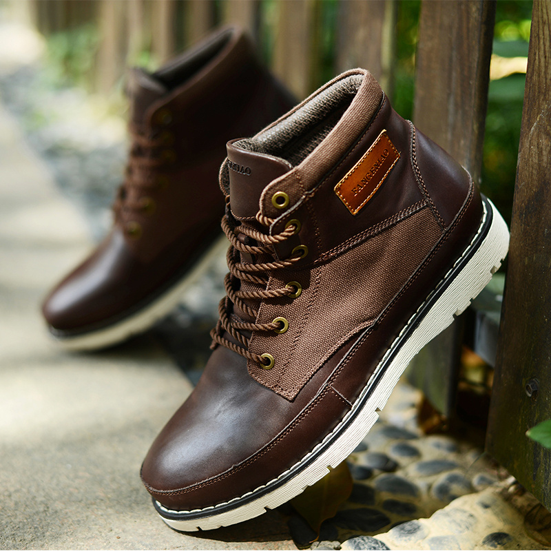 Best Low Cut Men Winter Shoes