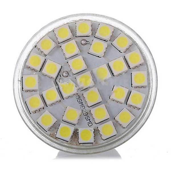 Hisales E14 5W 220V 29 5050 SMD Warm White High Power LED Screw Bulb(China (Mainland))