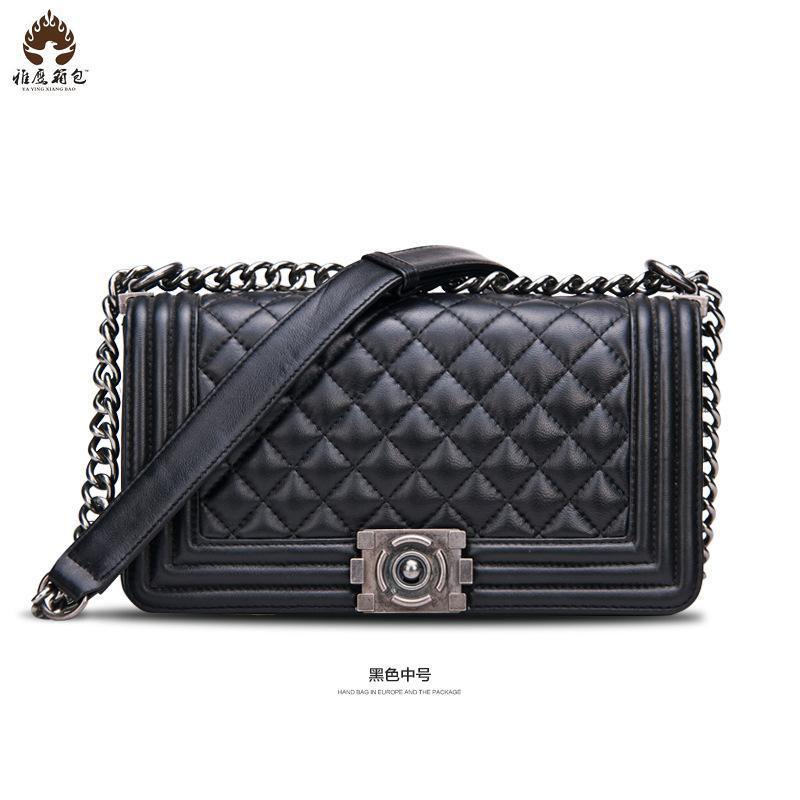 New Women Famous Brands Handbags Women Shoulder Bag Genuine Leather Ladies Handbag Women Messenger Bags Luxury Handbags