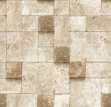 Parede Imitation Brick Pattern