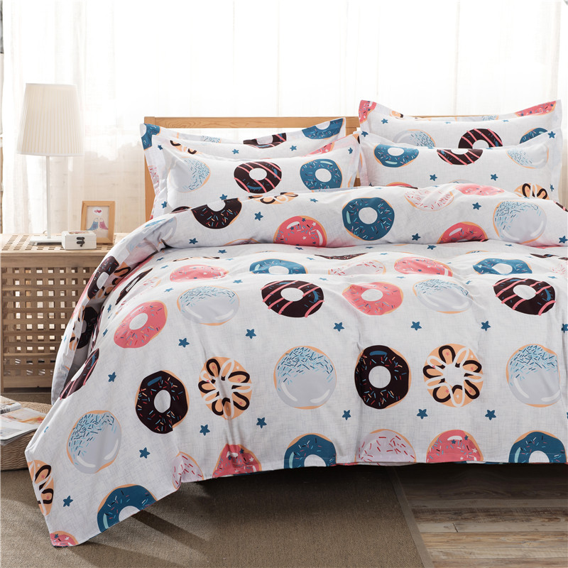 High Quality Promotion Sale Bed set/Bedding sets Duvet Cover Flat Sheets Pillowcase(China (Mainland))