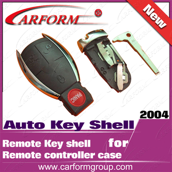 Newest Hot  remote controller case Auto Key Shell for Original 3 Button Remote Key shell wholesale/retail Free shipping