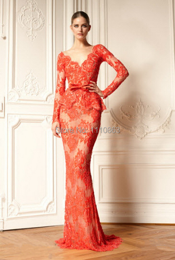 2015 sexy pageant dress zuhair murad haute couture lace for To have and to haute dress